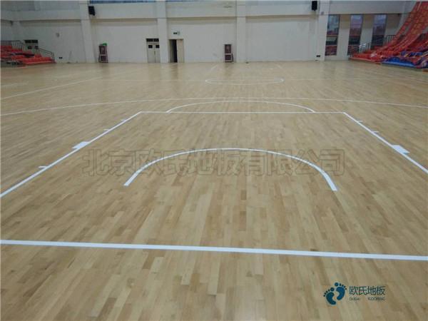 硬木企口体育场木地板都有哪些品牌