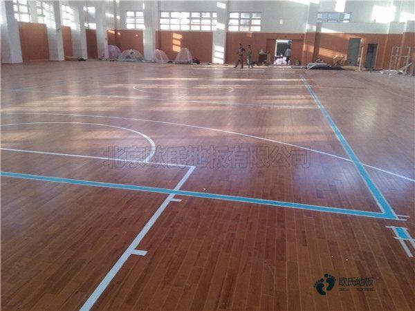 学校体育馆木地板厂家去哪找?