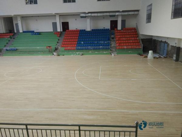 五角枫舞蹈房木地板生产厂家