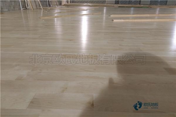 拼接板舞蹈房木地板**是多少钱?