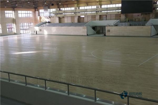 私人篮球馆地板厂
