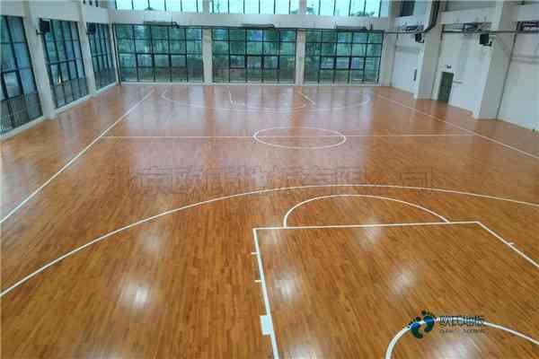 常见的篮球场地板打磨翻新