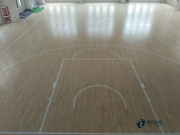 郑州专业篮球木地板哪家便宜
