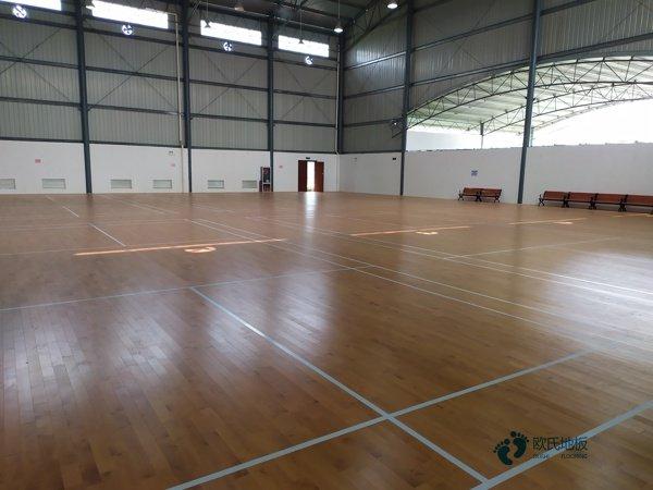 青海专业篮球场地板哪家好