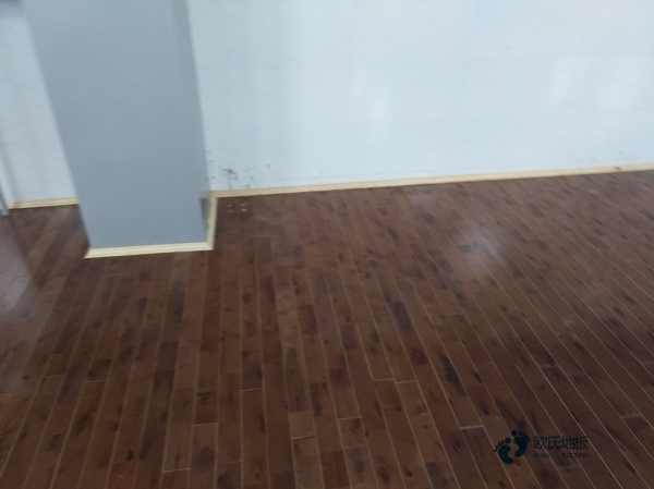 弹性篮球运动木地板2