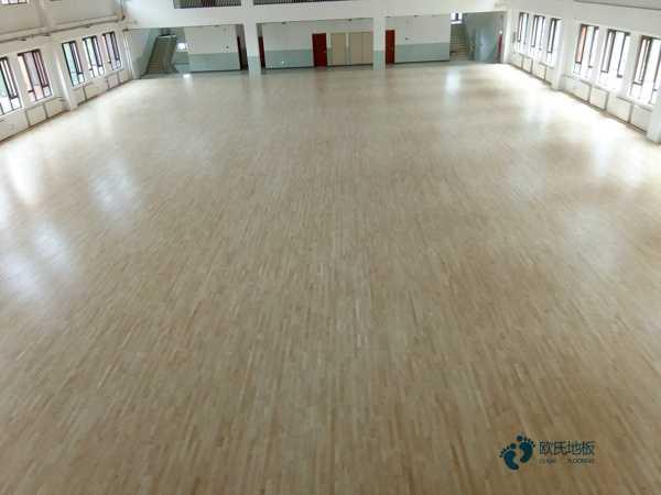 私人运动木地板怎么维修