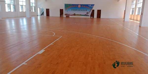 常用的舞蹈室木地板哪个品牌好