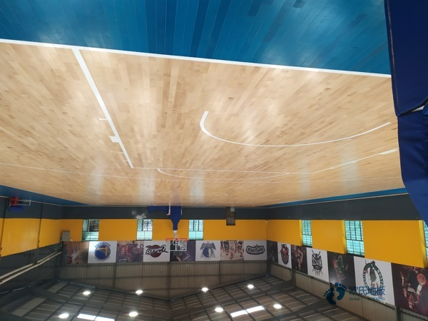 实木运动型地板安装公司