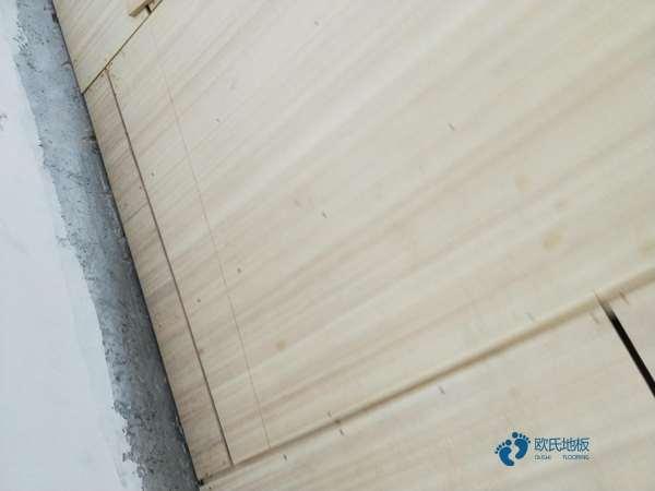 枫桦木篮球运动木地板品牌厂家