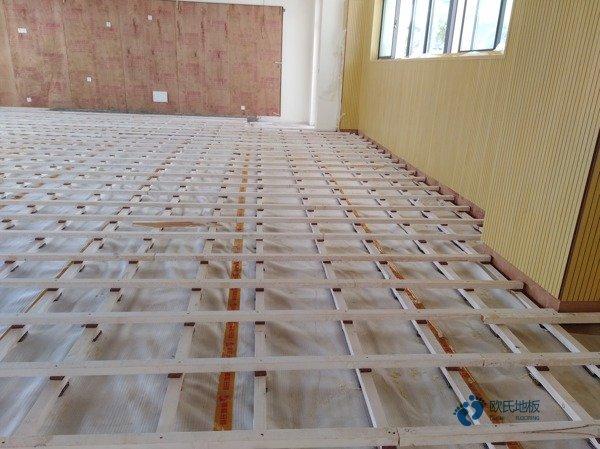 常见的实木运动地板代理商