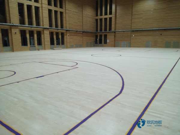 硬木企口舞蹈房木地板怎么维修