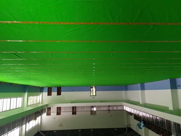 枫桦木体育木地板施工方案