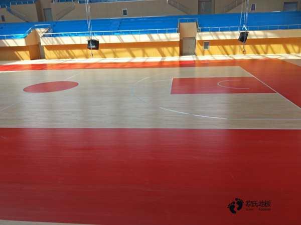 枫桦木体育地板是多少钱