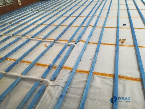 上海柞木体育木地板哪个公司好