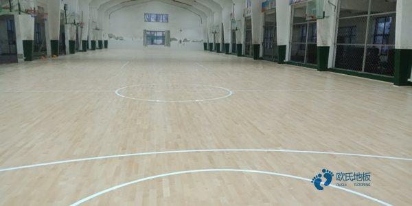大型体育地板哪些品牌