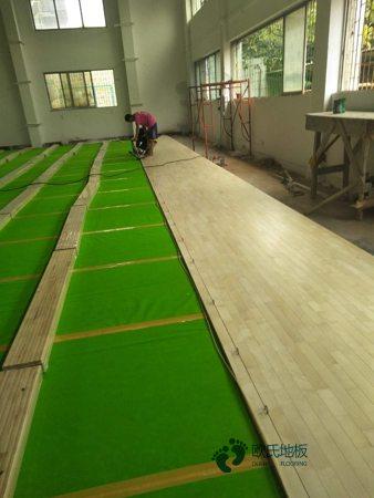 体育运动地板怎么维修?24厚