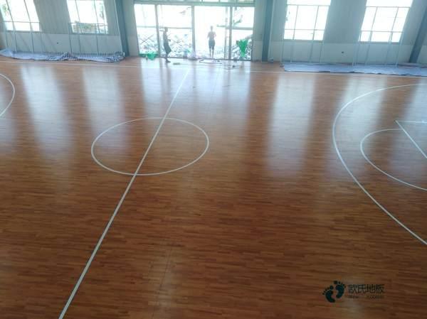 寻求篮球体育地板行业品牌