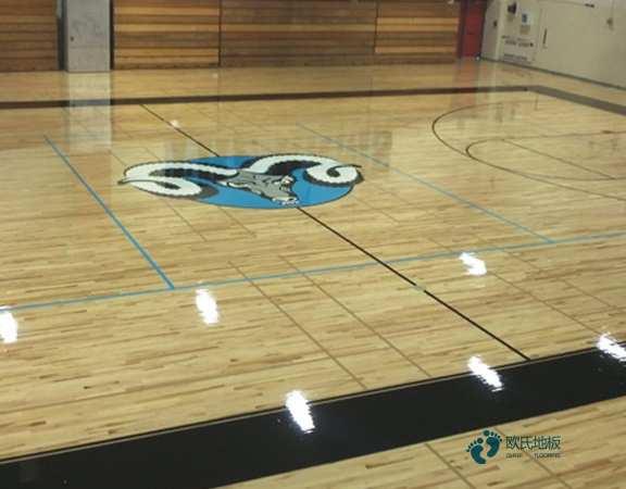 专用体育地板多少钱一平方