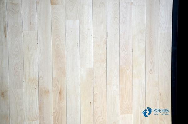 寻求篮球场地木地板哪个牌子较环保