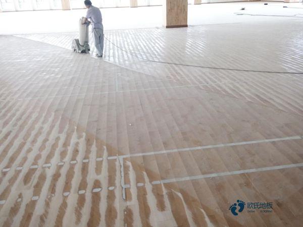 硬木企口舞台木地板工厂