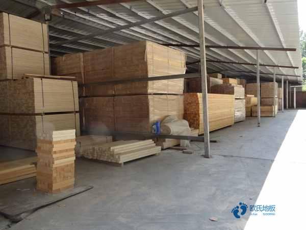 寻求篮球场馆木地板生产公司