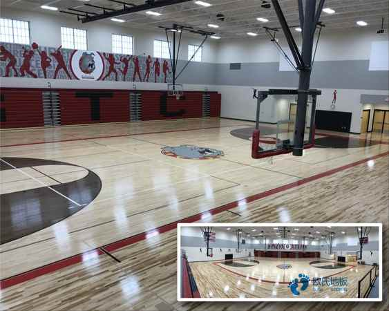 寻求篮球木地板哪个牌子比较好