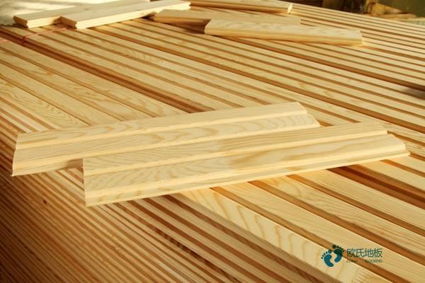 俄勒冈松乒乓球馆木地板市场价格表