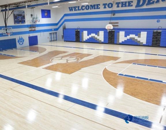 硬木企口篮球馆地板十大品牌