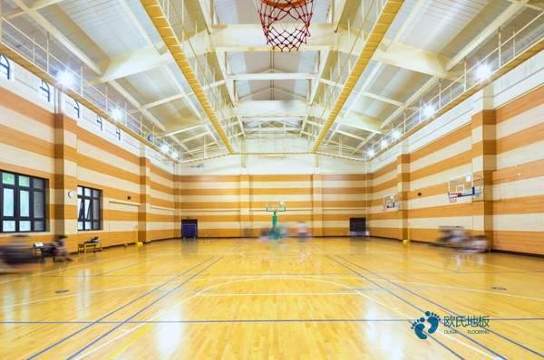 寻求篮球馆地板什么牌子好