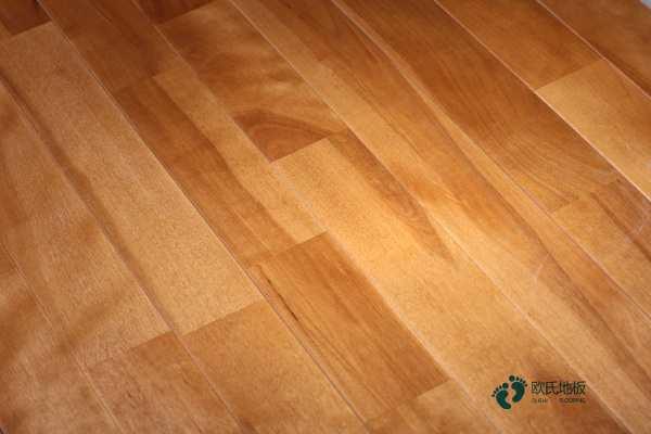 企口体育场馆木地板怎么保养