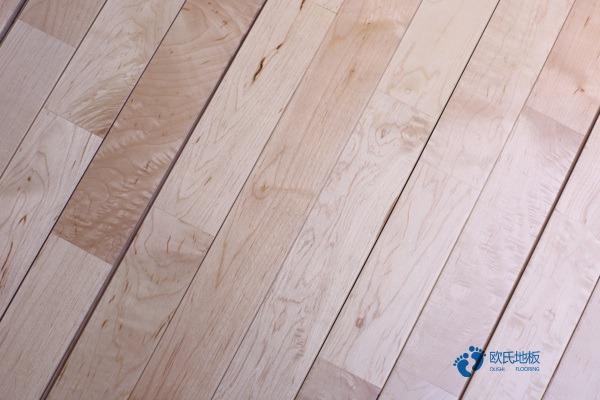 常见的篮球场木地板十大品牌