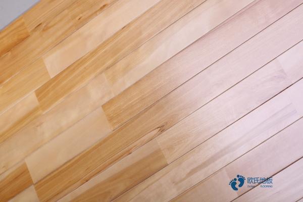 硬木企口舞台实木地板厂家哪家好?