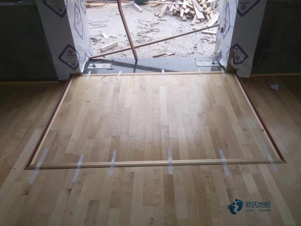 寻求运动场地木地板名牌有哪些牌子