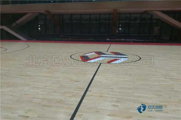 石家庄企口体育场地板打磨翻新