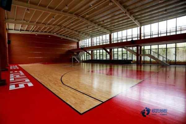 篮球运动木地板排名1
