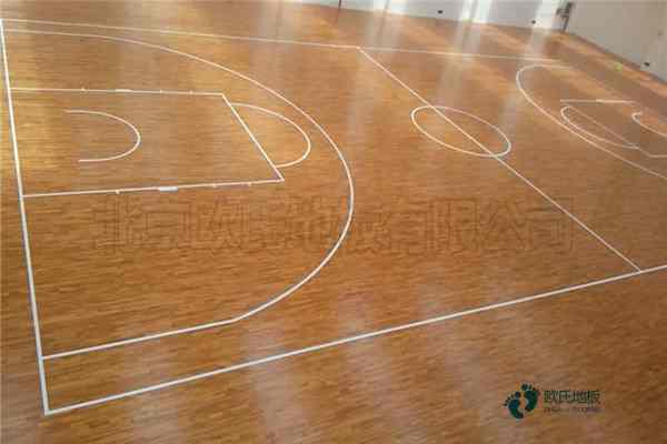 常见的体育地板怎么选