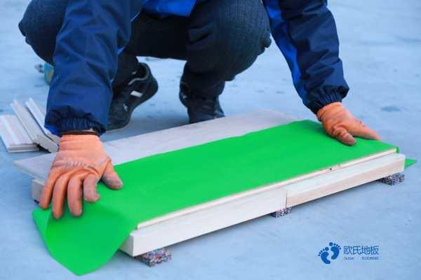寻求运动木地板公司