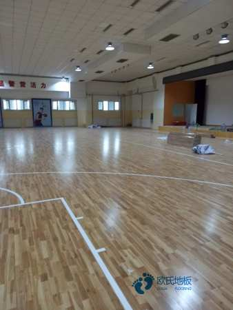 大型体育木地板都有哪些品牌