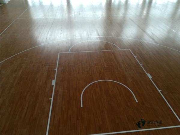 寻求运动馆木地板品牌