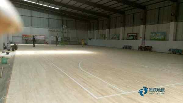 重庆体育场地板工厂