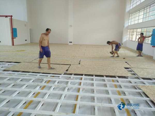 寻求运动馆木地板行业品牌