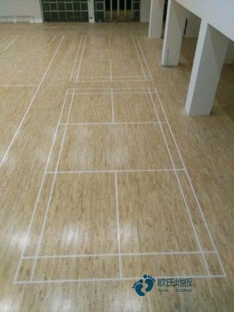 训练馆运动木地板都有哪些品牌