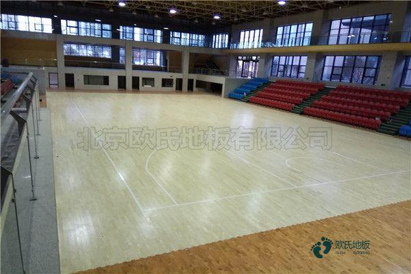 运动木地板批发学校