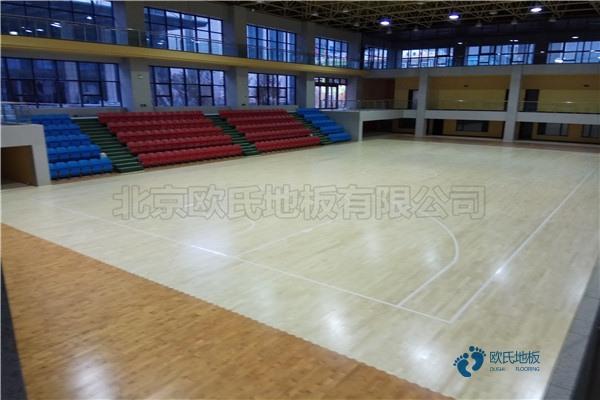 小学运动场地地板安装公司