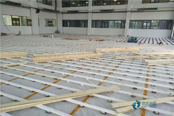 枫桦木篮球馆地板十大品牌