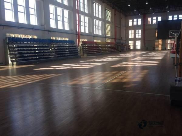 小学运动木地板安装公司