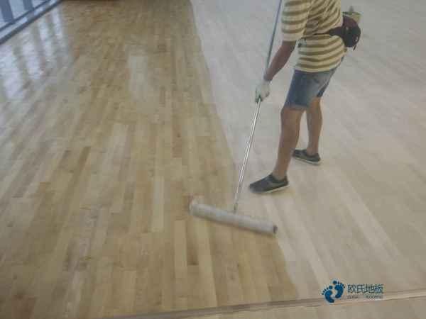 常见体育运动木地板厂家报价