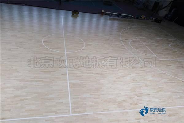 常见篮球场地地板厂家报价