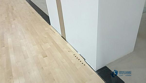 常见运动馆木地板厂家报价
