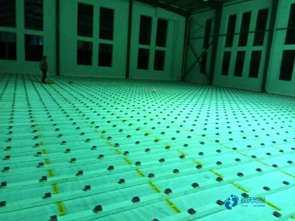 24厚实木运动地板哪个品牌好?